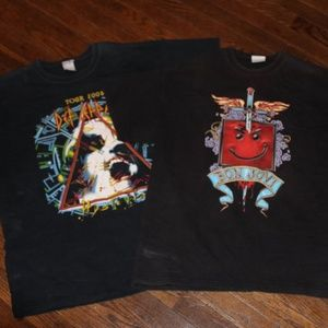 Other - Concert Tour  Band Shirts